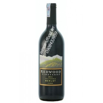 Rượu vang Redwood Merlot