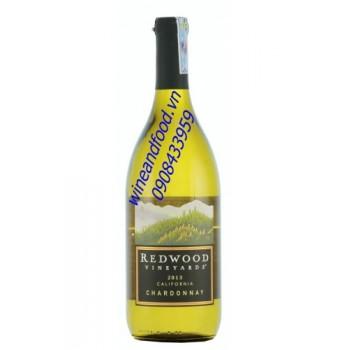 Rượu vang trắng Redwood Vineyards