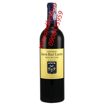 Rượu vang chateav Smith Havt Lafitte 2013