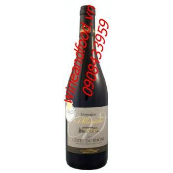 Rượu vang đỏ Cotes Du Rhone 2013
