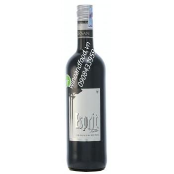 Rượu vang đỏ Esprit Tursan