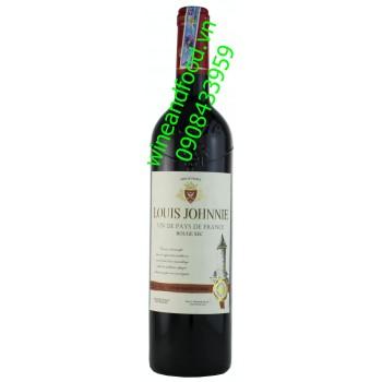 Rượu vang Louis Johnnie 750ml