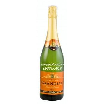 Rượu vang nổ Grandial 750ml