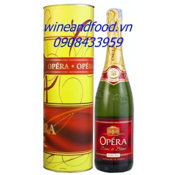 Rượu vang nổ Opera Brut 750ml