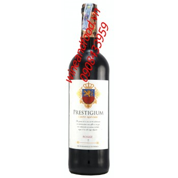 Rượu vang Prestigium Cuvee Speciale
