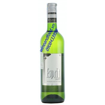 Rượu vang trắng Esprit Tursan