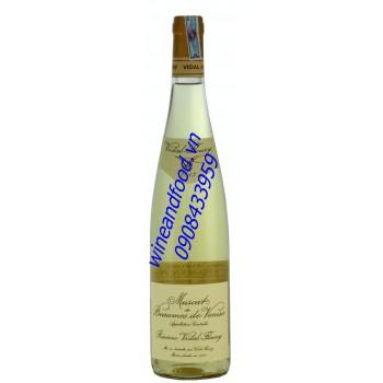 Rượu vang trắng Muscat de Beaumes de Venise