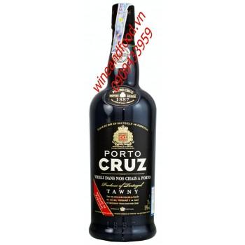 Rượu vang Porto Cruz Tawny 750ml