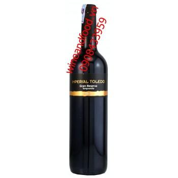 Rượu vang Imperial Toledo 750ml