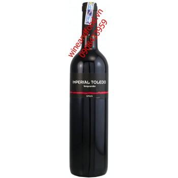 Rượu vang Imperial Toledo Tempranillo 750ml