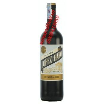 Rượu vang Lopez de Haro