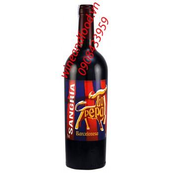 Rượu vang ngọt La Pepa Barcelonesa Sangria