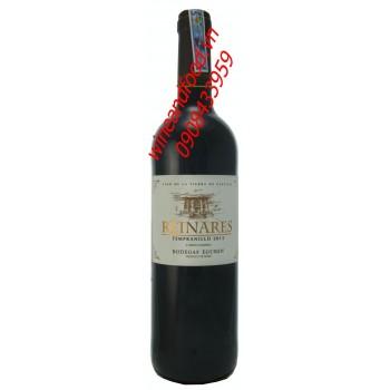 Rượu vang Reinares 2013