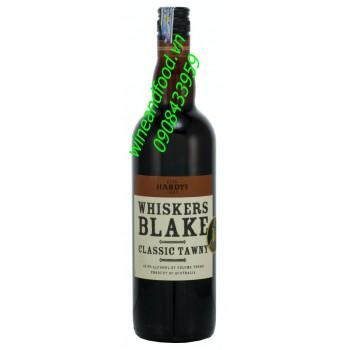 Rượu vang Hardys Whiskers Blake Classic Tawny 750ml