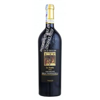 Rượu vang Amarone Della Valpolicella La Bastia 2011