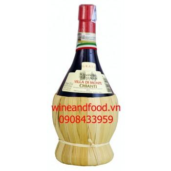 Rượu vang Chianti Villa Di Monte 2011
