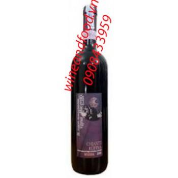 Rượu vang đỏ Chianti Rufina Docg Vigna Macereto