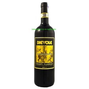 Rượu vang đỏ Dievole La Vendemmia