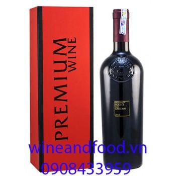 Rượu vang Feudi Di San Gregorio Patrimo