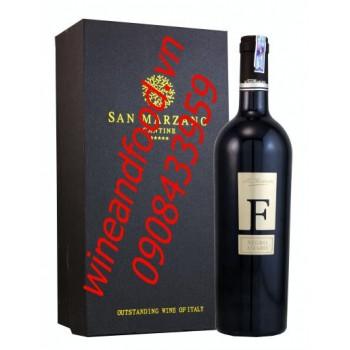 Rượu vang Negro Amaro F 750ml