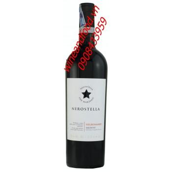 Rượu vang Nerostella San Marzano 750ml