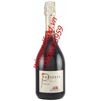 Rượu vang nổ Prosecco Extra Dry