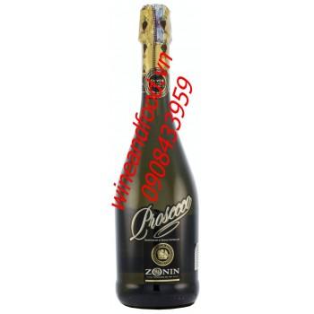 Rượu vang nổ Prosecco Zonin 750ml