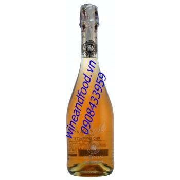 Rượu vang nổ Rose Zonin 750ml