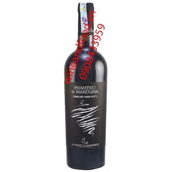 Rượu vang Primitivo Di Manduria