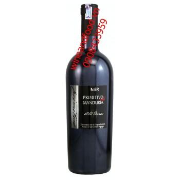 Rượu vang Primitivo di Manduria Old Vired 750ml