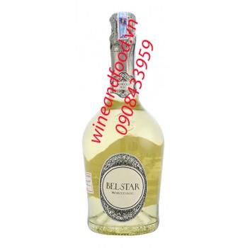 Rượu vang Prosecco Belstar 750ml