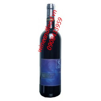 Rượu Vang Scopetani Merlot