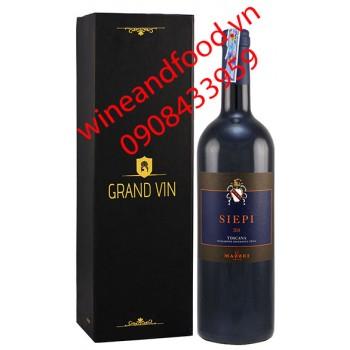 Rượu vang Siepi Mazzei