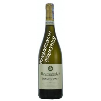 Rượu vang trắng Duchessalia 2015