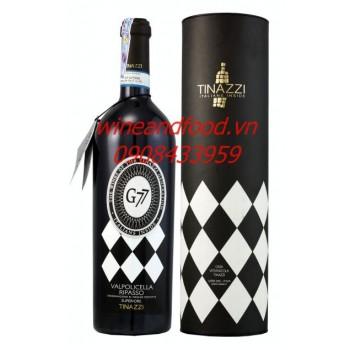 Rượu vang Valpolicella Ripasso G77