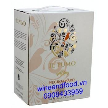 Rượu vang Ý Il Pumo San Marzano 3l