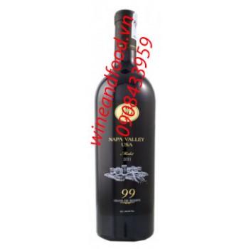 Rượu vang đỏ Napa Valley 99 Grand Cru Reserve