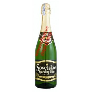 Rượu vang nổ Sovietskoe 750ml
