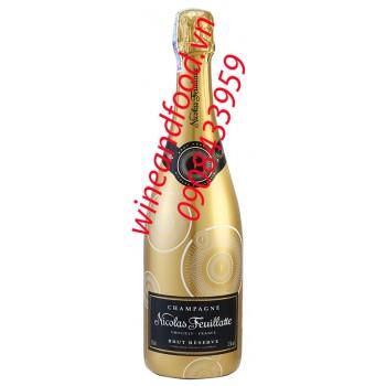 Rượu Champagne Nicolas Feuillatte Brut Reserve Sleeve