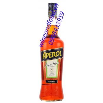 Rượu Aperol Aperitivo 700ml