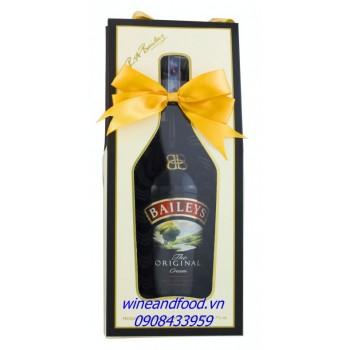 Rượu Baileys hộp quà 750ml