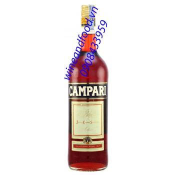 Rượu Campari 1l