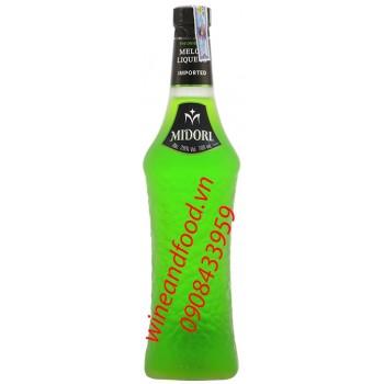 Rượu Midori 700ml