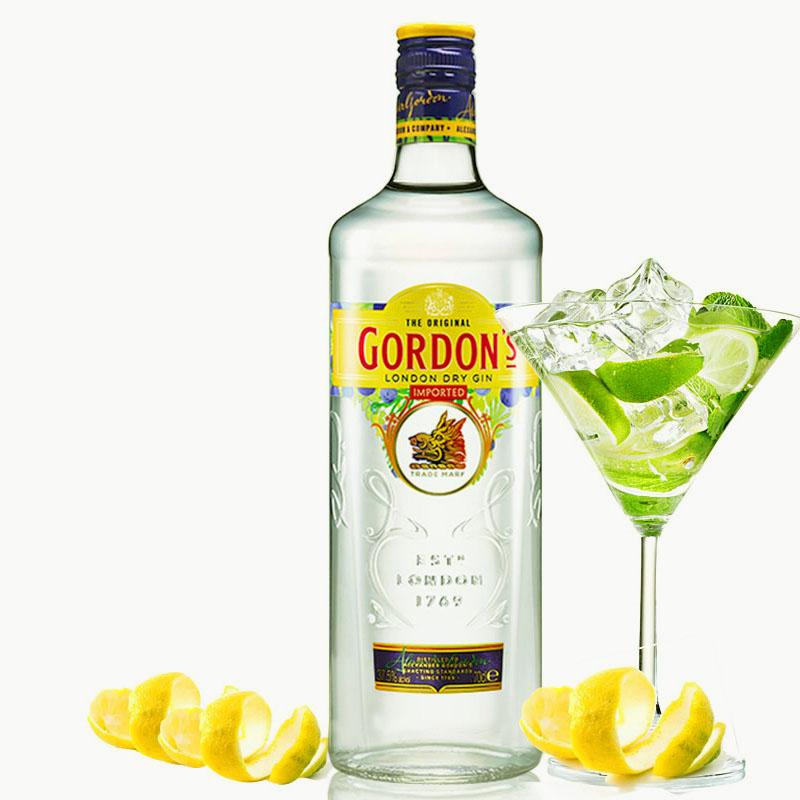 Review] Đánh giá rượu London Dry Gin Gordon's