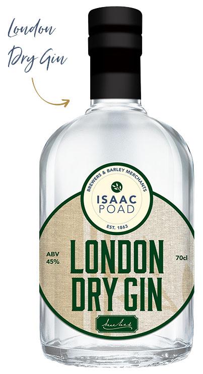 Một sản phẩm London Dry Gin