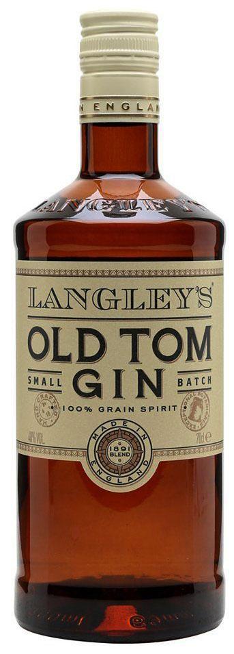 Một sản phẩm Old Tom Gin