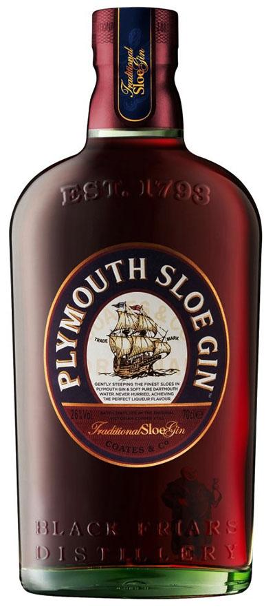Một sản phẩm Plymouth Gin