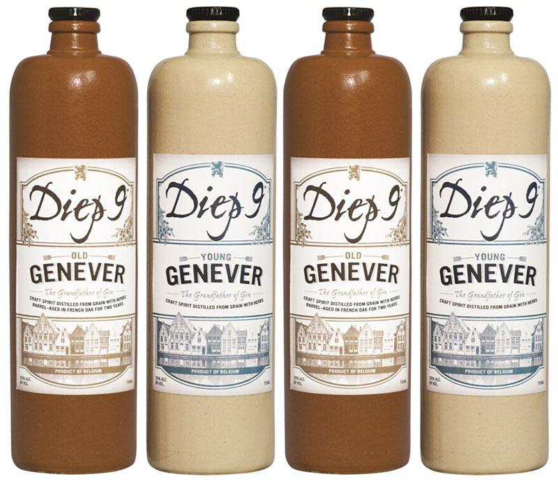 Một sản phẩm rượu Genever
