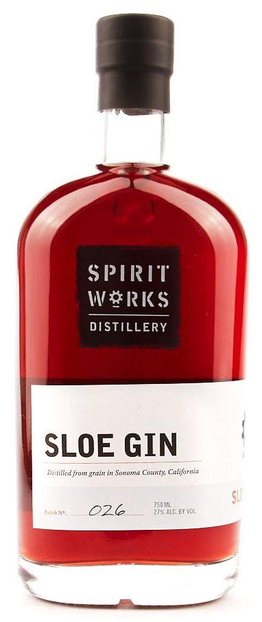Một sản phẩm Sloe Gin
