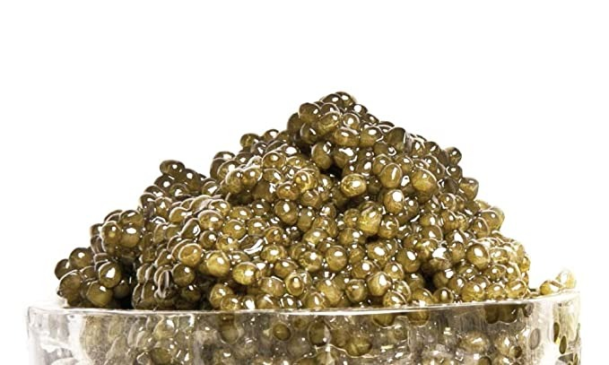 Trứng cá tầm Kaluga Caviar